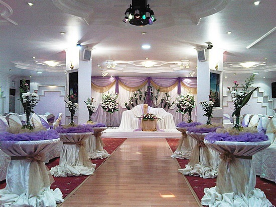 Reception Hall Decorations. EVENT SERVICES Sunrise Banquet Hall  Event Center