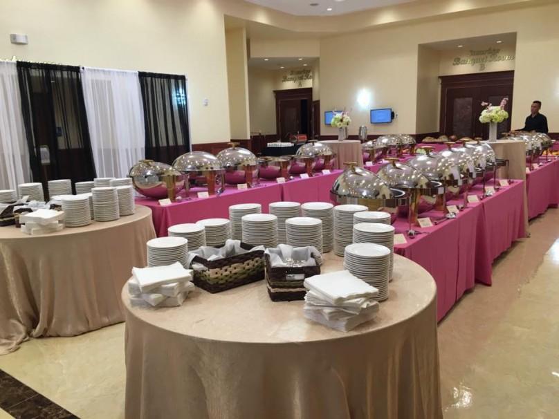 Dishes Arrangement
