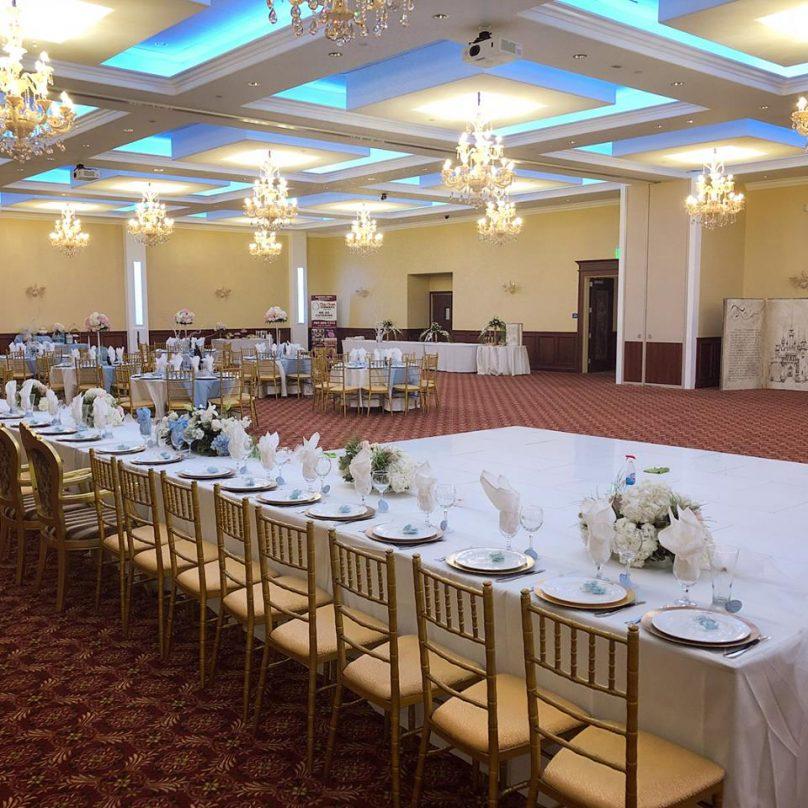 White King's Table